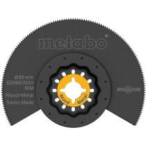 Metabo 626960000 85mm Bi Metal Segmented Saw Blade for Oscillating Multi Tools