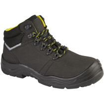 Himalayan 2603 Black Leather Metal Free Hiker Safety Boot S3 SRC