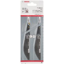 Bosch 2608633777 Multisaw blade T350 H/HCS side set and milled (10 Packs of 2)