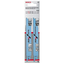 Bosch 2608656432 Sabre saw blade set for metal S922AF / S123XF