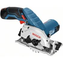 Bosch GKS 12 V-26 12V 85mm Circular Saw 2x2.0Ah Batteries Batteries in L-BOXX
