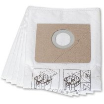 Fein 31345251010 Premium Fleece Filter bags for the Dustex 35L Vacuum Cleaner