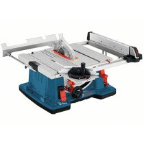 """Bosch GTS10XC 10""""/254mm Table Saw with Sliding Carriage - 240V"""