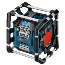 Bosch GML 20 26 Ws Jobsite Radio with Subwoofer - 230V