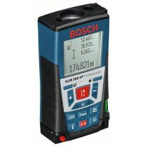Bosch GLM 250 VF Laser Rangefinder with Multi-Function Display and Viewfinder