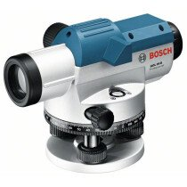 Bosch GOL26D Optical Level with 26x Magnification