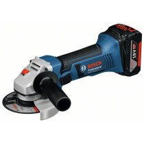 Bosch GWS 18-125 V-LIN Body Only 18V 5''/125mm Angle Grinder in Carton