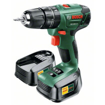 Bosch PSB 1800 LI-2 18V 2-Speed Combi Drill with 1x 1.5Ah Batteries