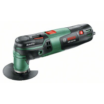 Bosch PMF 250 CES 240V Multi-Functional Allrounder Tool with Keyless Accessory Change