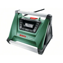 Bosch PRA MultiPower Body Only Cordless Radio (Without Battery and Charger)