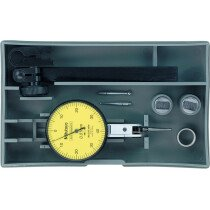 Mitutoyo 513-404T Metric Dial Indicator Set