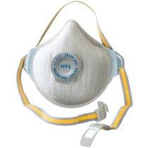 Moldex 340512 Reusable FFP3 R D Ventex® Valve Air Plus Face Mask