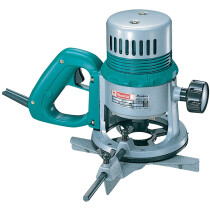 "Makita 3601B 110v 1/2"" 'D' Handle Fixed Base Router (110 Volt)"