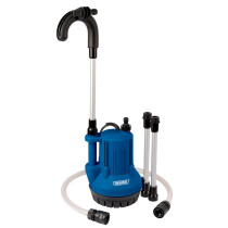 Draper 36327 WBP2A 40 L/Min 350W 230V Submersible Water Butt Pump with Float Switch