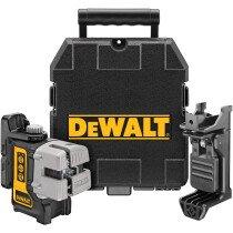 DeWalt DW089K 3 Way Self Levelling Multi Line Laser Level