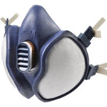 3M 4251 Maintenance Free Organic Vapour and Particulate Respirator FFA1P2D 117100