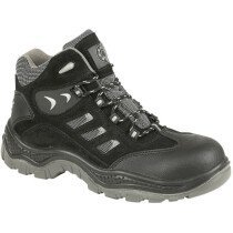 Himalayan 4114 Rhone Black Non Metallic Safety Trainer Boot S1P SRC