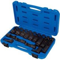 Laser 4260 Diesel Injector - Lambda Socket Set 14 Piece