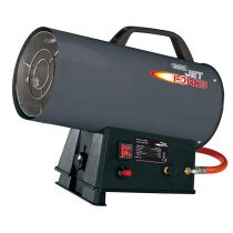 Draper 47063 PSH10C Jet Force, Propane Space Heater (34,000 BTU/10kW)