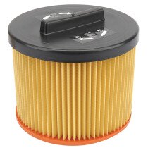Draper 48560 AVC50 Cartridge Filter For Wdv50 Ss, Wdv50 Ss/110 And Swd1200
