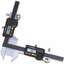 Linear Tools 49-400-126 Electronic Digital Gear Tooth Caliper DIN 862