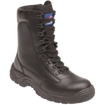 Himalayan 5060 Black Leather High Cut S3 SRC Safety Boot