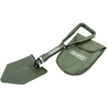 Draper 51002 SS1000/2 Folding Steel Shovel