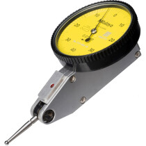 Mitutoyo 513-404-10E Dial Test Indicator Horizontal Type 0.8mm - 0.01mm