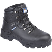 Himalayan 5200 Black Leather Fully Waterproof S3 SRA Safety Boot
