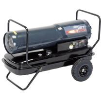 Draper 53925 DSH2150 Jet Force, Diesel, Kerosene and Paraffin Space Heater (215,000 BTU/62kW)