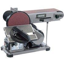 Draper 53005 BDS150 300W 230V Belt and Disc Sander