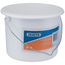 Draper 53088 PKTLP/A 2.5 L Plastic Paint Kettle