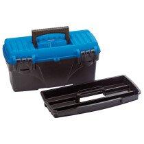 Draper 53876 TB410 10.5 L Tool/Organiser Box With Tote Tray