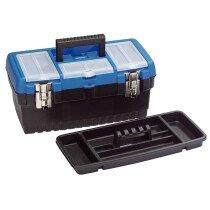 Draper 53878 TB413 11.5 L Tool/Organiser Box With Tote Tray