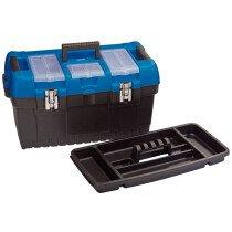 "Draper 53887 TB564 36L 22"" Tool/Organiser Box With Tote Tray"