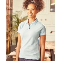 Russell 539F Ladies' Classic Polycotton Polo Shirt. Sizes XS, S, M, L, XL, 2XL
