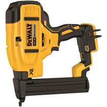 Dewalt DCN681N-XJ 18V Body Only Cordless XR Brushless 18Ga Narrow Crown Stapler