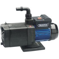 Draper 56227 SP100/4 100L/Min (Max) 1000W 230V Multistage Surface Mounted Pump
