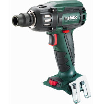Metabo SSW18LTX400BL Brushless Impact Wrench High Torque (Body Only) with Metaloc Carry Case