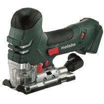 Metabo STA18LTX140 Body Only 18v Li-ion Cordless Body Grip Jigsaw with Metaloc Carry Case