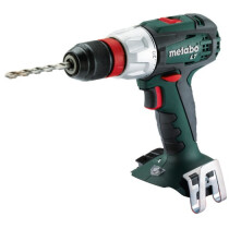 Metabo BS18LT Quick Body Only 18V Drill/Driver with Quick Fitting Chuck in Metaloc Carry Case