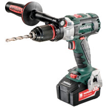 Metabo SB18LTXBLI (602352650) 18V Brushless Combi Drill with 2x 5.2Ah Batteries