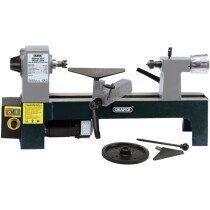 Draper 60988 WTL330A 250w 230v Variable Speed Mini Wood Lathe