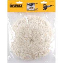 DeWalt DT3568 180mm Velcro Wool Bonnet for DWP849X Polisher
