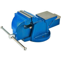 "Silverline 633742 Engineers Workshop Vice 100mm (4"")"