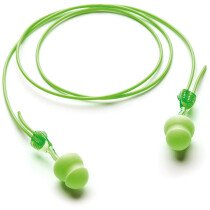 Moldex 644101 Twisters® Corded SNR 34 Semi- Reusable Ear Plugs (Box of 80)