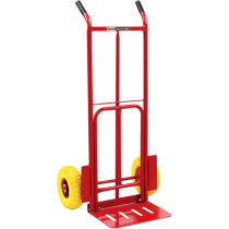 Clarke CST11PF 250kg Sack Truck with Puncture Proof Tyres 6500184