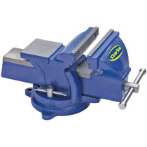 Clarke CVR150BL 150mm Swivel Base Bench Vice 6504125