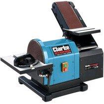 Clarke CS48 550W Belt and Disc Sander 230v 6500430