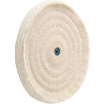 Clarke 6500487 Replacement Stitched Buffing Mop for CBB150